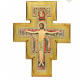 Croce legno San Damiano - PG 003